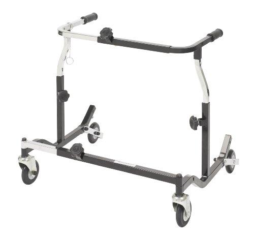 Wenzelite Anterior Safety Rollers, Black, ()