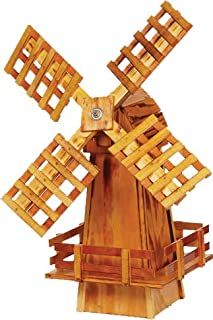 product image for DutchCrafters Decorative Wooden Windmill (Small)