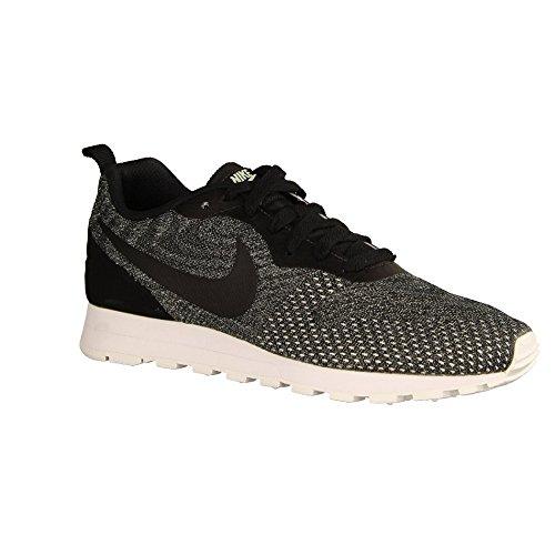 Md Wmns igloo 5 De Mujer Eu Runner Eng black Zapatillas 003 Mesh 2 Para black white Running 42 Negro Nike g4Fq5wF