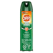 OFF! Deep Woods Insect Repellent, 230g