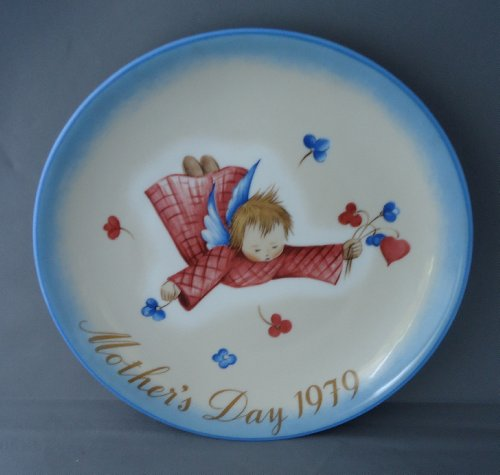 Schmid Mothers Day Plate - 5