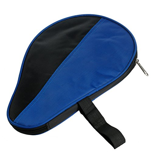Buy Bargain Kangnice Waterproof Table Tennis Case Ping Pong Racket Paddle Bat Cover Pouch Ball Bag