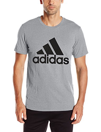 adidas Mens Badge of Sport Graphic Tee