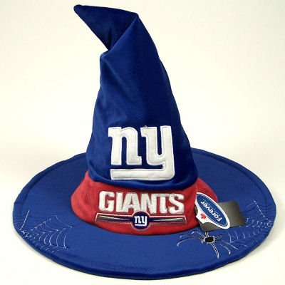 New York Giants Witch Hat – Football Theme Hats 314db17565d