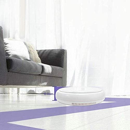 Robot Aspirateur Haute Aspiration, CAPT.Chute, Travaux sur Le Disque Plancher Bas Pile Tapis, Poils d\'animaux jianyu