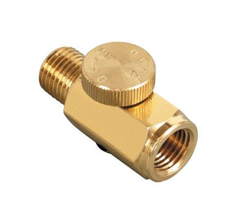 TEKTON 4570 Brass Air Regulator (Brass Air Regulator)