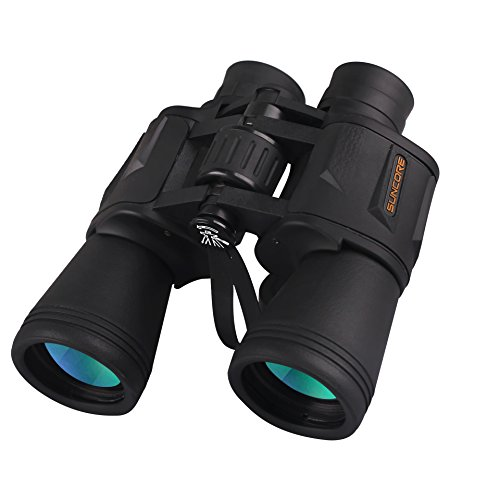 SUNCORE BT 10X50 HD Compact Bird Watching Binoculars, High-P