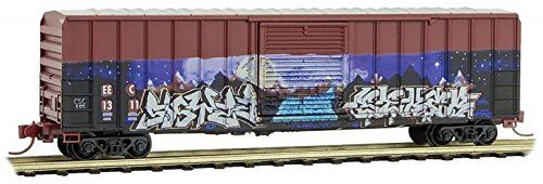 (EEC 50' RIB-SIDE BOXCAR #1311)
