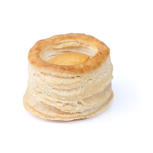 Pastry Shell, Savory, Vol Au Vent - 2.75 inch (90 Count)