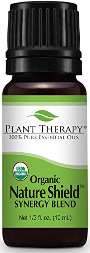 Plant Therapy Nature Shield Organic Synergy Essential