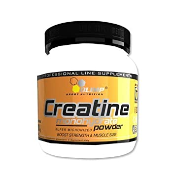 latest design half off half price Amazon.com: Creatine Monohydrate Powder - 250g - OLIMP by ...