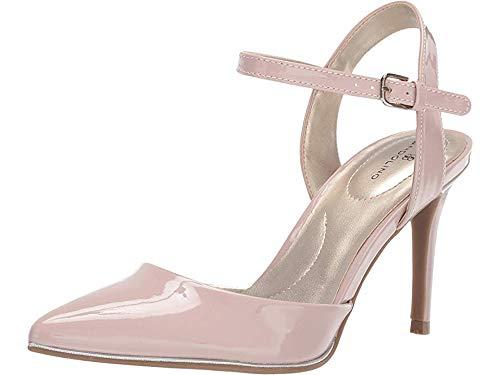 Bandolino Womens Fabia Pump Pastel Pink 9 M