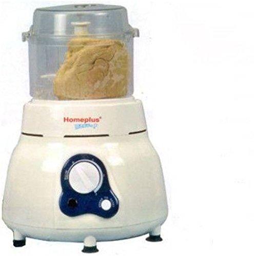 Homeplus Plastic Vertical Dough Maker  White, Homeplus atta kneader