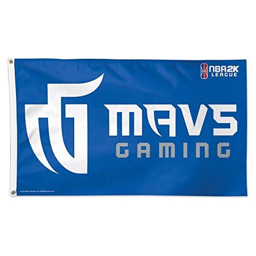 - Wincraft Dallas Mavericks NBA2K Mavs Gaming Flag
