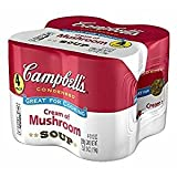 Campbell's Cream of Mushroom Cooking Soup, 4 pk.