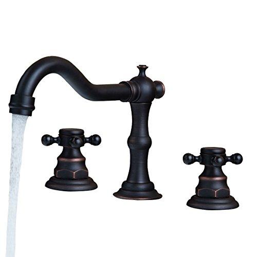 Deck Mount Bathtub Faucet - 6