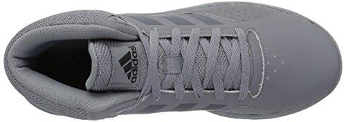 Silver 5 Performance Cloudfoam Shoe Mid 6 Basketball black Ilation Us Adidas metallic M white 8q5Pwdq