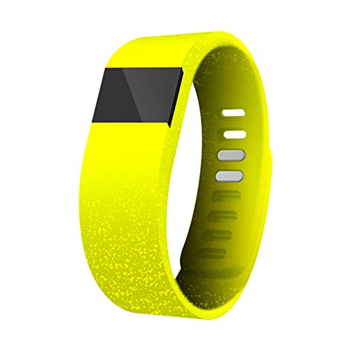 Zenixx 815416020586 Glitter Activity Tracker Proc Yellow