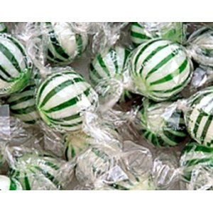 (Jumbo Mint Balls - Spearmint [120CT Bag])