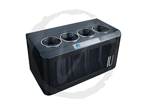 Vinotemp IL-OW004 Il Romanzo 4-Bottle Open Wine Cooler (Best Tasting Wine Coolers)