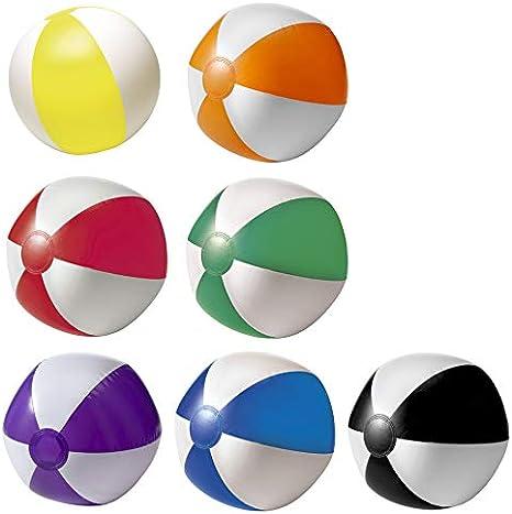 noTrash2003 - Juego de 6 pelotas de agua hinchables para playa ...