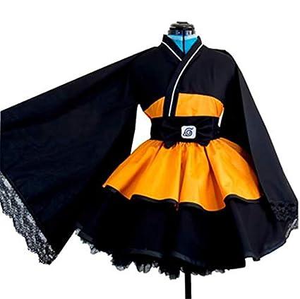 GJBXP Trajes de Naruto Cosplay traje de Anime Naruto para ...