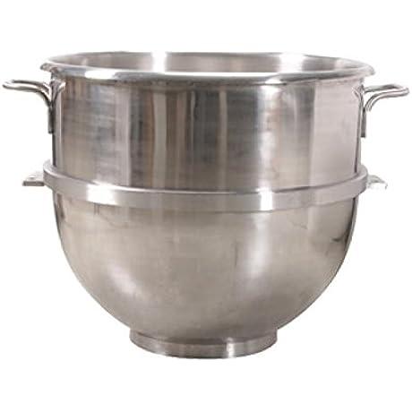 Foodservice Essentials FS AF80BW 80 Quart Mixing Bowl Attachment For Hobart Classic L800 Stand Mixer