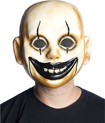 Amazon.com: Morbid Enterprises Clown Doll Face Mask