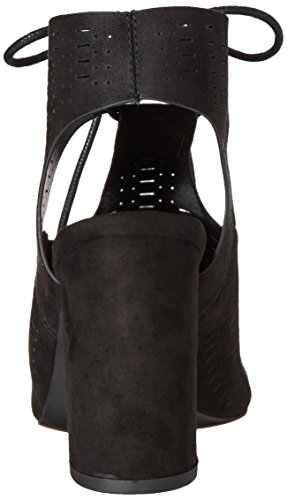 Black Women's Ankle Qupid Bootie Chester 03x xXqWBHA