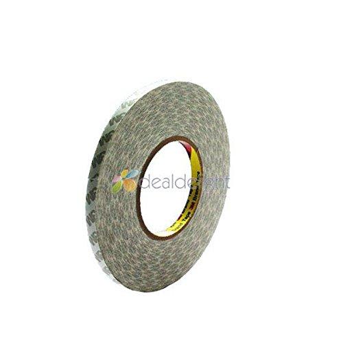 Cinta adhesiva de doble cara de 50 m, rollo de 8 mm, 3 m, 8 mm de ancho, para 3528 2835 3014 Tiras LED, visualización LCD,...