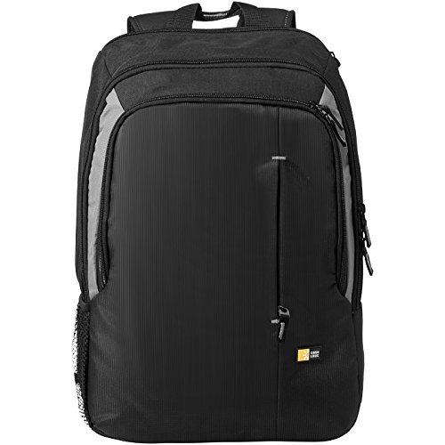 CASE LOGIC - 17 Laptop Rucksack - schwarz schwarz