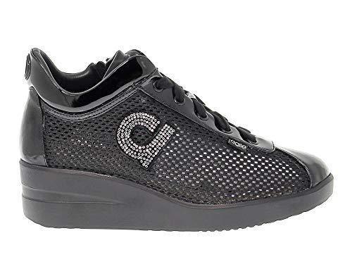 Tessuto Sneakers Ruco Donna Nero Line Ruco226nn fx8OOPqwT