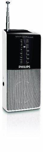 Philips Portable Radio AE1530 FM/MW, Analog tuning Built-in