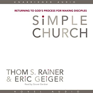 Simple Church Audiobook