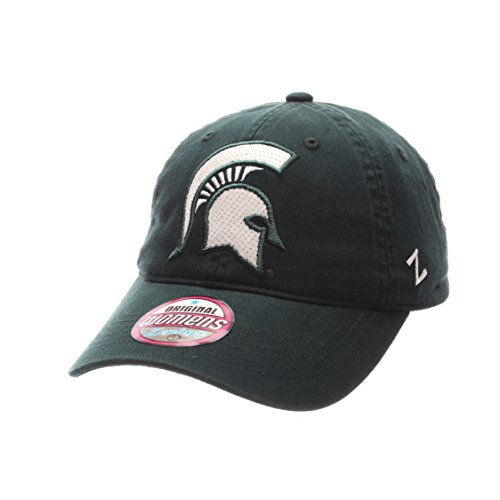 - NCAA Michigan State Spartans Adult Women Women's Twinkle Hat, Adjustable, Team Color