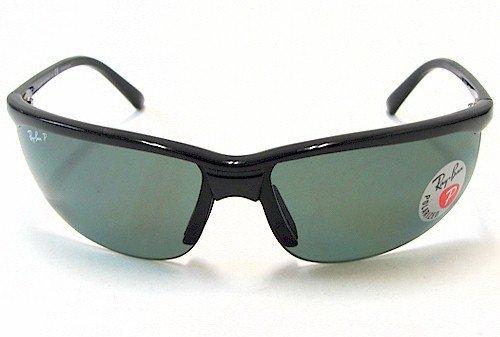 033a7d12dd10 Ray Ban RB 4021 Sunglasses RayBan RB4021 Black 601/9A Polarized Shades:  Amazon.co.uk: Sports & Outdoors