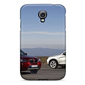 New VAU8545Ocsr Cars Bmw X3 Skin Cases Covers Shatterproof Cases For Galaxy S4
