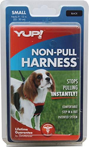 Mesh Anti Pull Harness Size: Small Neck (9 - 12