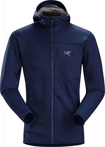Arc'teryx Men's Fortrez Hoody Inkwell Large