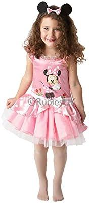 Rubies - Disfraz Infantil Oficial Disney de Minnie Mouse, diseño ...