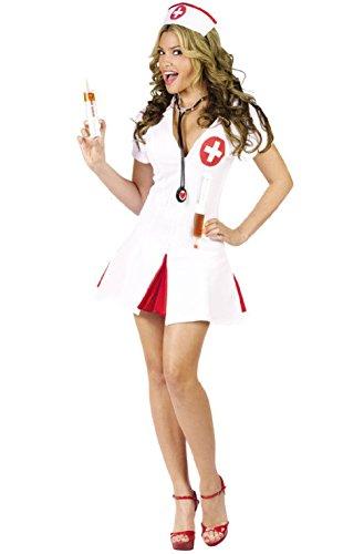 Sexy Happy Hour Say Ahhh Nurse Doctor Adult Halloween (Say Ahhh Sexy Nurse Adult Costumes)