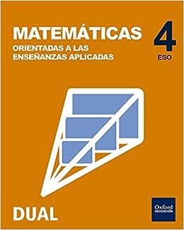 Inicia Dual Matemáticas Orientadas A Enseñanzas Aplicadas Pack ...
