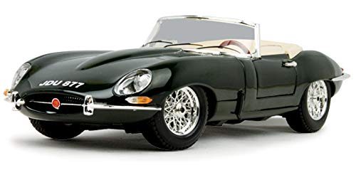 1961 Jaguar E Type Cabriolet 1/18 Green
