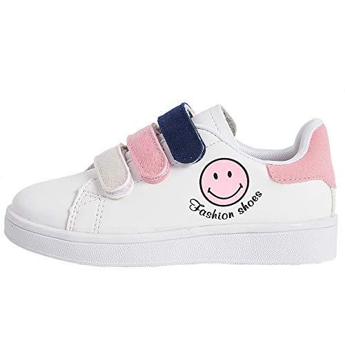 Pictures of Deesha Kids' Runner Sneaker (11M Pink) Pink 11 M US 4