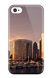 Faddish Phone San Diego Case For Iphone 4/4s / Perfect Case Cover