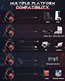 VANKYO Gaming Headset CM7000 with Authentic 7.1