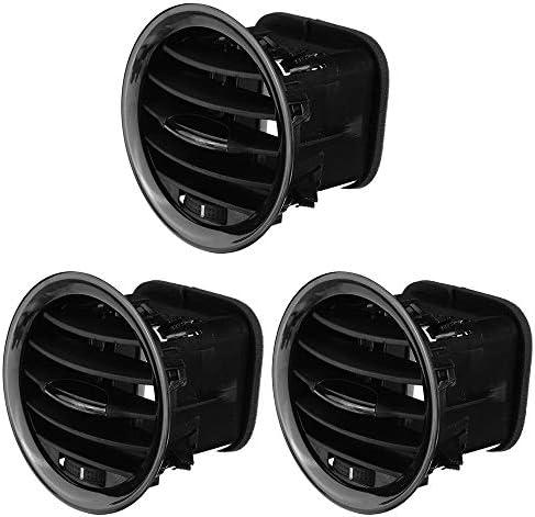 Haude 2 X Auto Innenraumheizung Klimaanlage Lüftungsgitter Für Opel Adam Corsa D Mk3 Klimaanlagen Lüftungsschlitze Auto