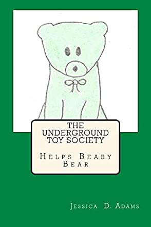 The Underground Toy Society Helps Beary Bear