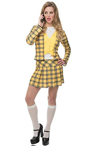Women's Notionless Valley Girl Costume (Small 4-6) ()