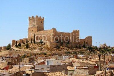 adrium villena Castle en Costa Blanca Alicante Spain (61412511 ...